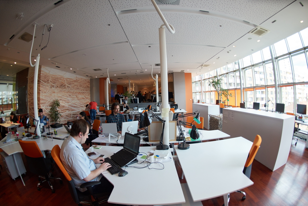 startup business people group working everyday job  at modern office-1